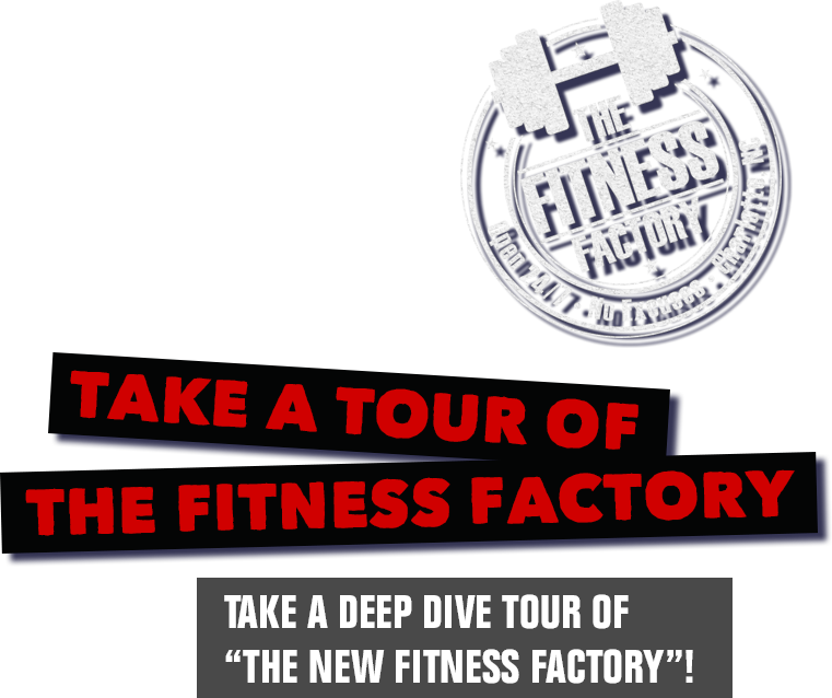 Tour the New Fitness Factory of Charlotte